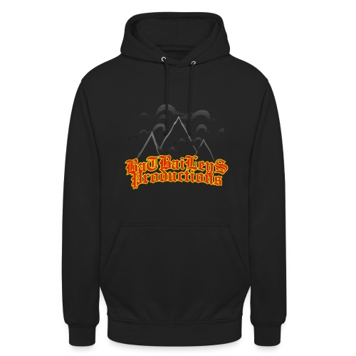 Hoodie BaTBaiLey'S Productions - Sweat-shirt à capuche unisexe