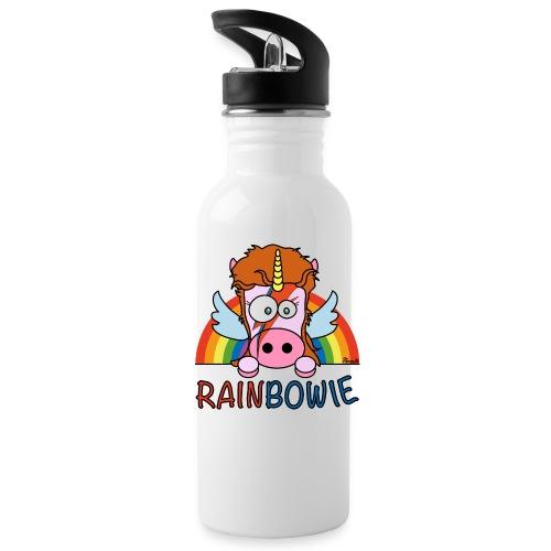 Gourde Unicorn, Licorne RainBow-ie - Gourde