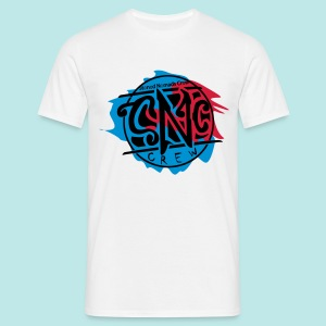 Männer T-Shirt - Snc-crew Shirts, fresh for Graffit writers...