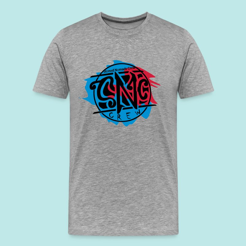 Männer Premium T-Shirt - Snc-crew Shirts, fresh for Graffit writers...