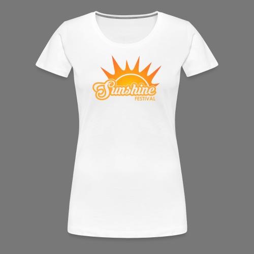 Sunshine Festival T-Shirt - Frauen Premium T-Shirt