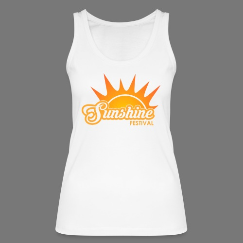 Sunshine Festival Tank-Top  - Frauen Bio Tank Top von Stanley & Stella