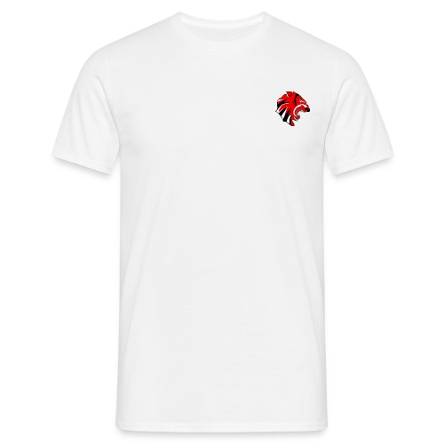 Tigers Logo T-Shirt - Men's T-Shirt