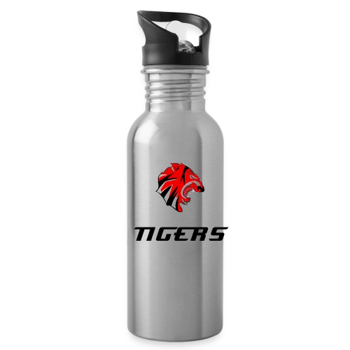 Tigers Water Bottle (Atomatic Font) - Water Bottle