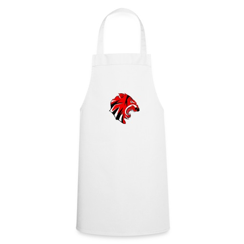 Tigers Logo Cooking Apron - Cooking Apron