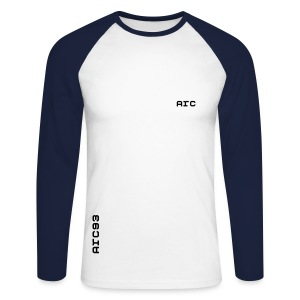 Arc Longsleeved Tee - Men's Long Sleeve Baseball T-Shirt