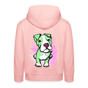 Kids' Premium Hoodie - Direct digital printing