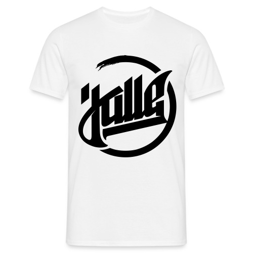 Jalle Logo Shirt - Männer T-Shirt