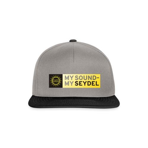 My Sound My Seydel - Baseball cap - Snapback Cap