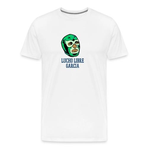 Lucho Libre García. - Camiseta premium hombre