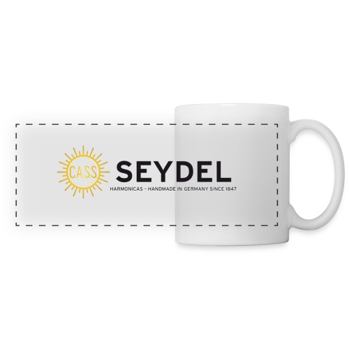 Coffee cup with SEYDEL Logo - Panoramic Mug