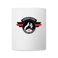 Tassen & Zubehör ~ Tasse ~ Rheinfetisch Kaffeebecher Weiß