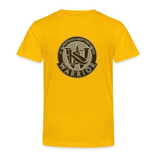 Warrior KIDS-Shirt - Kinder Premium T-Shirt