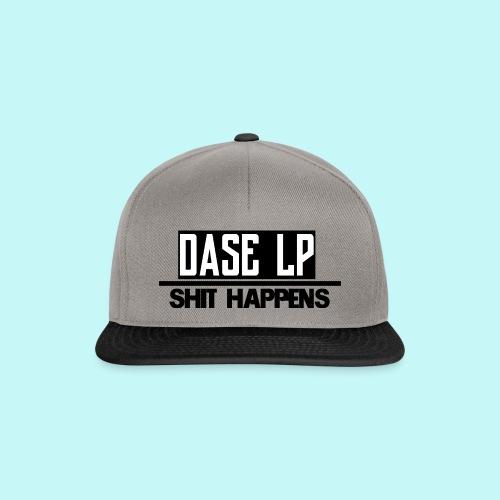 Dase Lp - Shit Happens - Snapback Cap