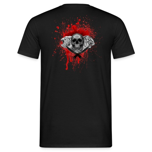 Martial arts attack  - T-shirt Homme