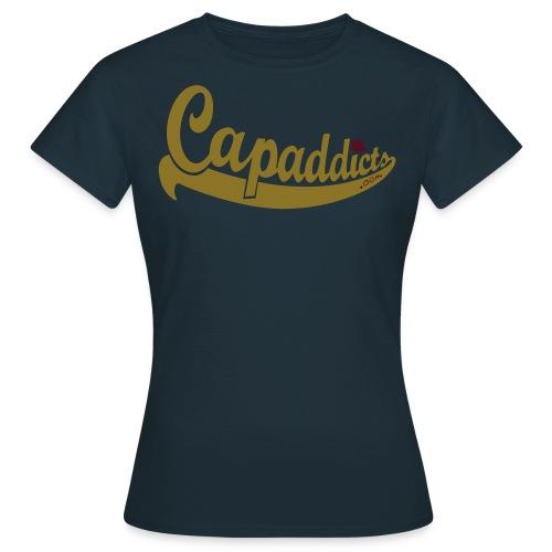 Capaddicts - Girls 2.0 - Frauen T-Shirt