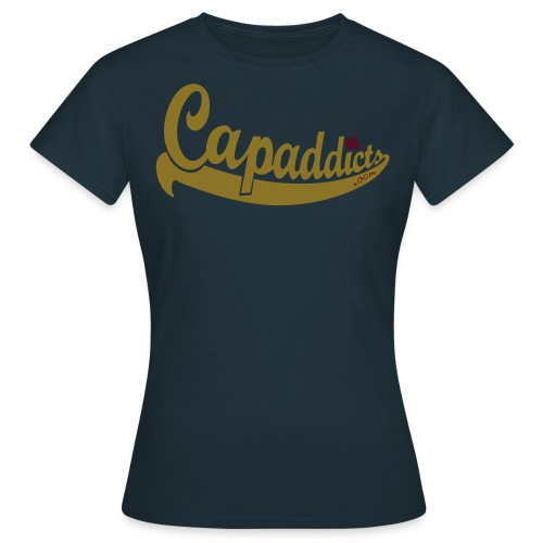 Capaddicts - Girls 2.0 - Frauen T-Shirt