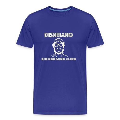 T-Shirt del Disneiano - Maglietta Premium da uomo