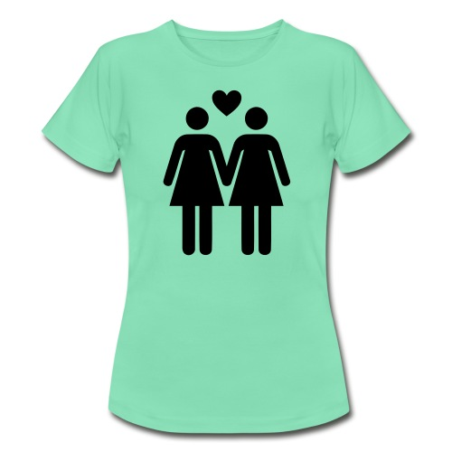 T-SHIRT LOVE WOMEN - T-shirt Femme