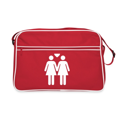 SAC RETRO LOVE WOMEN - Sac Retro