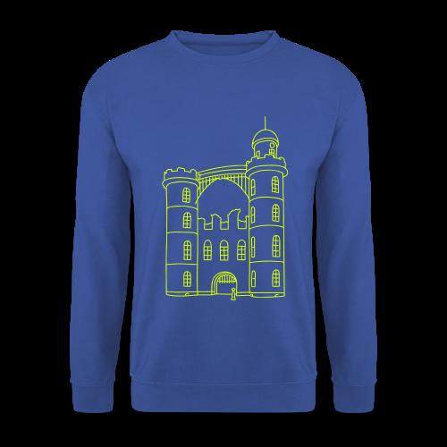 Schloss der Pfaueninsel - Männer Pullover