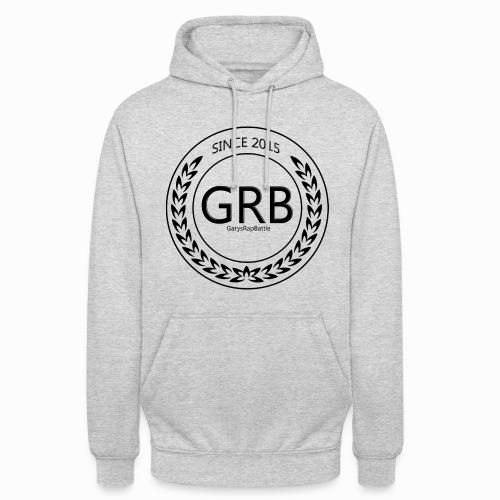 GRB Hoodie classic-grey - Unisex Hoodie