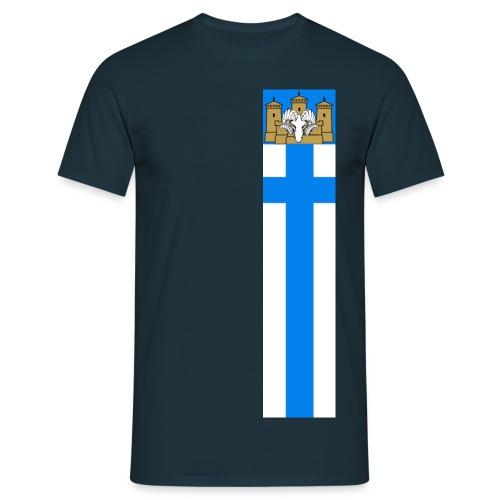 Viirii edullisempi malli - Miesten t-paita