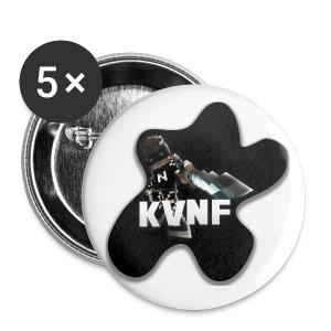 KvnF Buttons - Buttons klein 25 mm