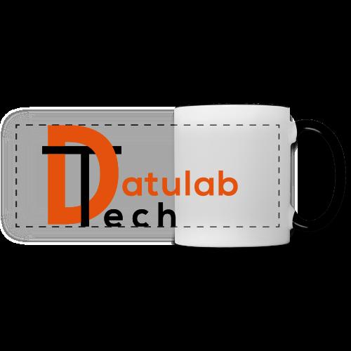 Datulab Tech Logo on coffee mug - Panoramic Mug