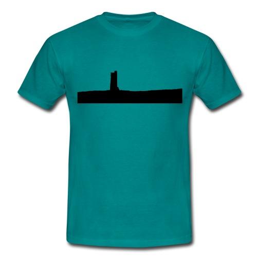 Victoria Tower Castle Hill Huddersfield - Men's T-Shirt