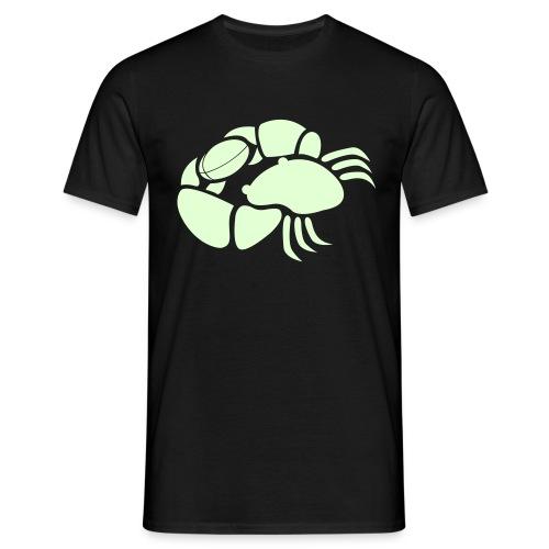 The Dark Side Of The Crab - Maglietta da uomo