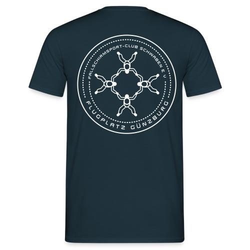 FSC Shirt Navy - Männer T-Shirt