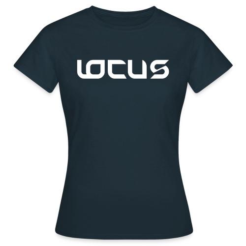 Locus Logo + TFB - Women's T-Shirt
