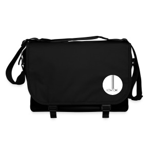 Low Tone Black Shoulder Bag - Shoulder Bag