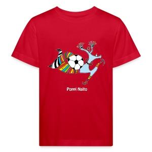 T-shirt Bio Enfant - Poppi Nalto - T-shirt bio Enfant