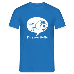 Poisson Bulle flex - Men's T-Shirt