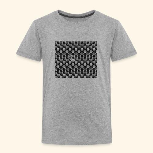Help! Japan Waves - Kinder Premium T-Shirt
