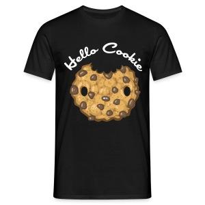 Hello cookie - Men's T-Shirt