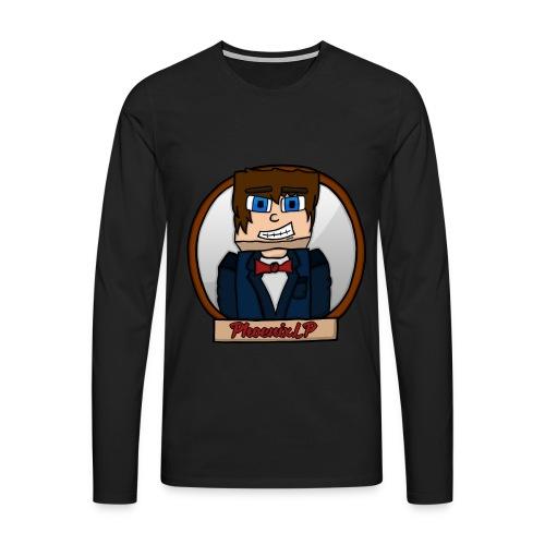 PHOENIX  | Langarmshirt - Männer Premium Langarmshirt