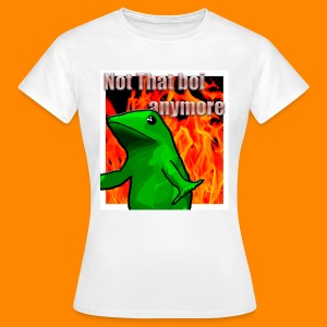Not that boi anymore - Women's T-Shirt