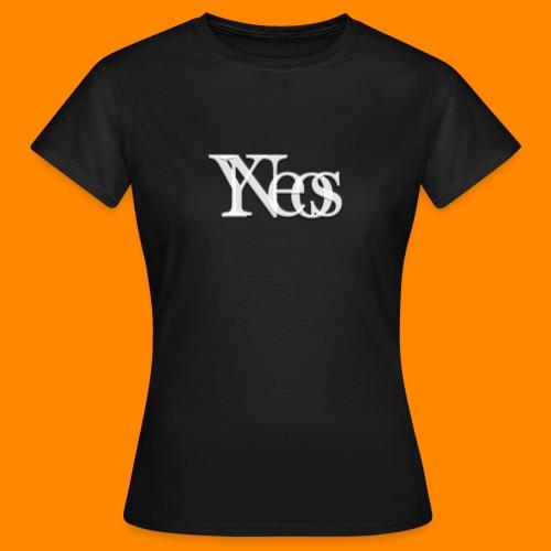 Yes/No - Women's T-Shirt