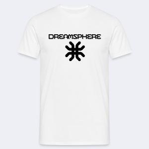 Dreamsphere Logo - Men's T-Shirt