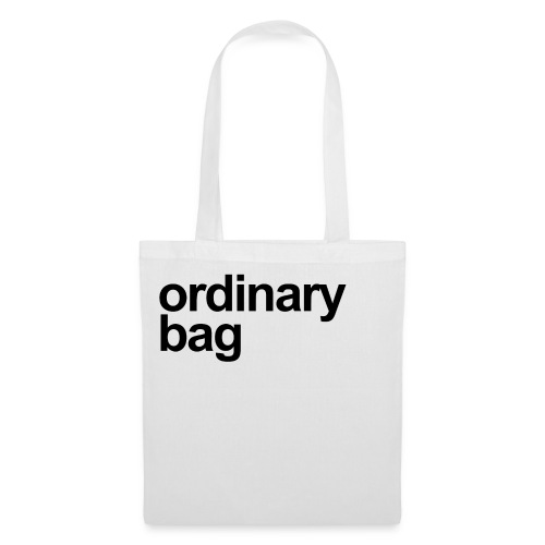 Sac ordinaire - Tote Bag