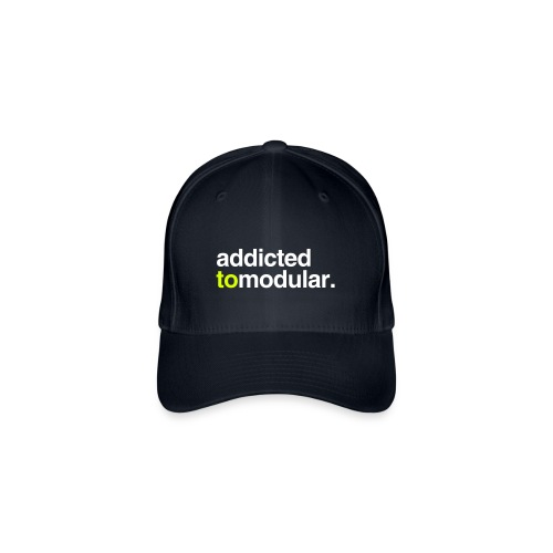 Addicted to Modular Baseball Cap - Flexfit Baseball Cap
