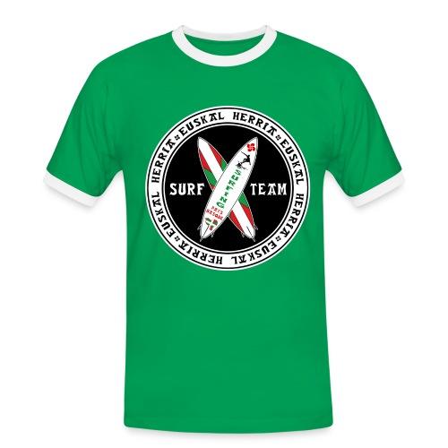 Basque surfing Team - Men's Ringer Shirt