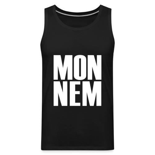 Monnem-Männer-Tank-Top - Männer Premium Tank Top