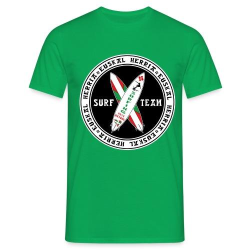 Basque surfing Team - Men's T-Shirt