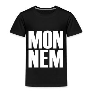 Monnem-Kids-Shirt - Kinder Premium T-Shirt