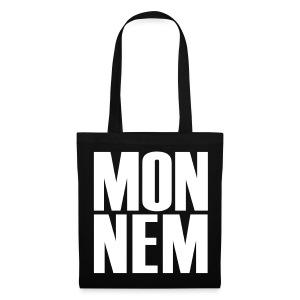 Monnem-Tasche - Stoffbeutel