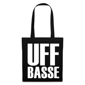 Uffbasse-Tasche - Stoffbeutel